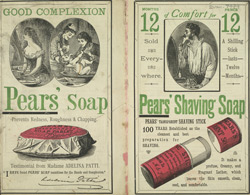 Advertisement for Pears' Soap(014EVA000000000U07489000)
